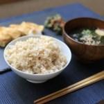 食事 和食 お米 定食