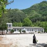 学校 建築 風景 街並み