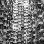 香港 建築 風景 街並み