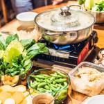 お鍋 食事 和食 アジア