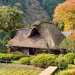 日本 風景 合掌 自然 古民家