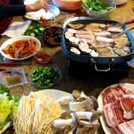 焼肉 アジア 食事 和食