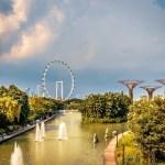 シンガポール 風景 街並み