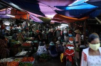 A un marché