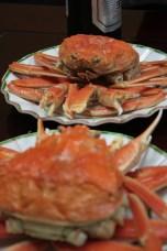 spécialité locale, crabe