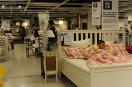 Ikea Pekin=garderie
