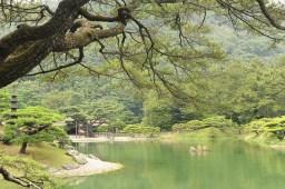 Ritsurin Parc, Kagawa 栗林公園