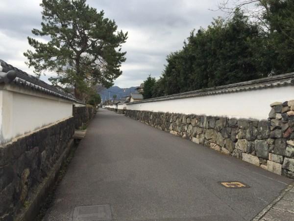 """山口萩 """"幕末の町並み"""""""