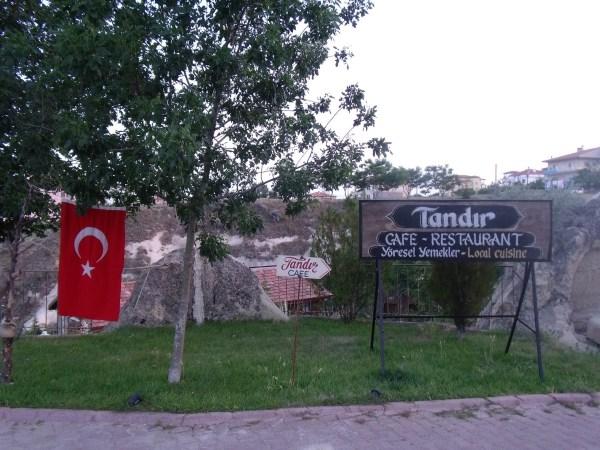 トルコ カッパドキア Tandir Cafe Restaurant