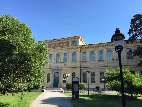 スウェーデン ストックホルム 市内観光