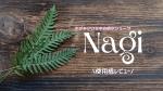 ナプキン不要!履くだけの生理用吸水ショーツ「Nagi」を試してみた