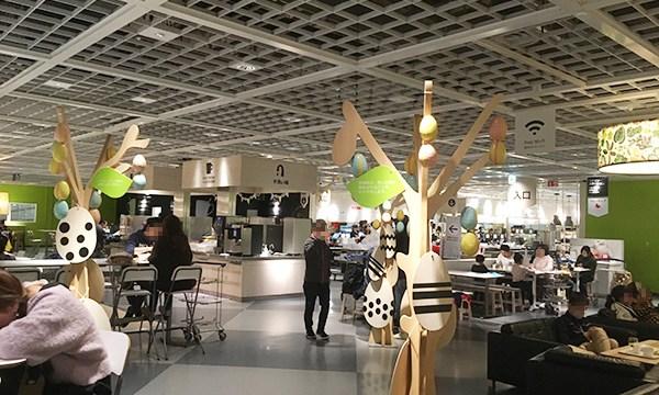 IKEAレストランは子供メニューが安すぎ!離乳食無料&チーパスのサービスは?