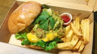 プランプダイナー八千代の本格アメリカンハンバーガーが絶品!持ち帰りもOKだってよ
