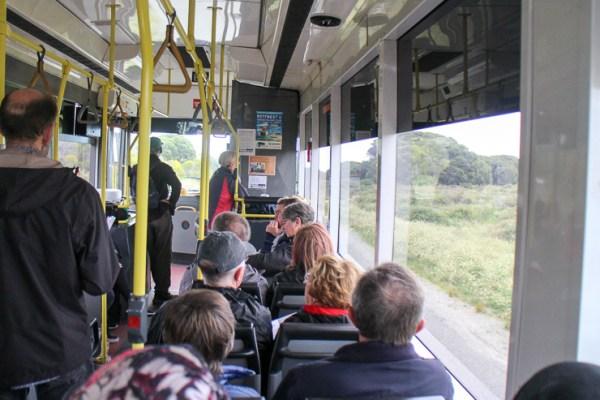 ロットネスト バス