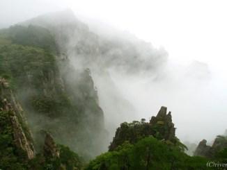 中国 黄山 世界遺産 China Huangshan World Heritage