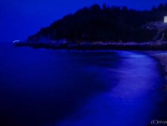 台湾 馬祖列島 南竿島 藍眼涙 青の涙 Blue Tears Matsu Nangan Taiwan
