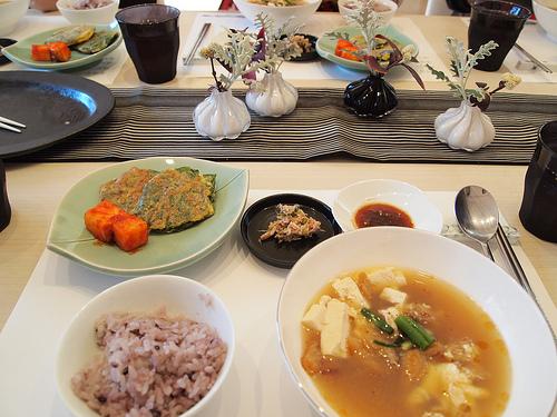 Naka先生の韓国料理教室 11月