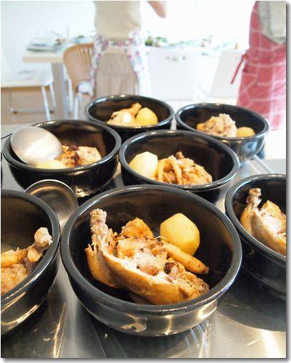 Naka先生の韓国料理教室 8月