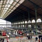パリの鉄道駅