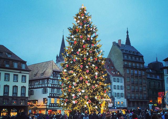フランス クリスマスマーケット