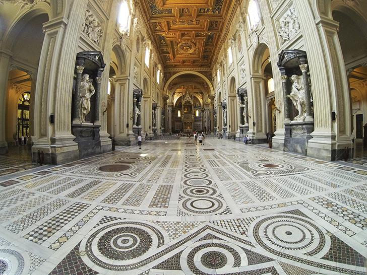 ローマ サン・ジョバンニ・イン・ラテラノ大聖堂