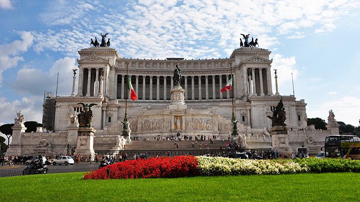 ローマ ヴェネチア広場