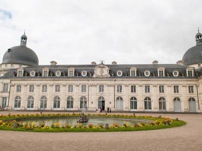 フランス ヴァランセ城