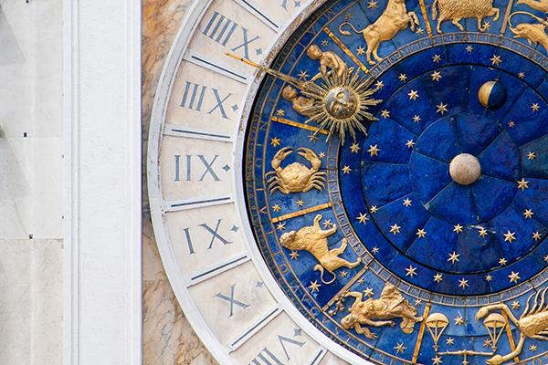 サン・マルコ時計塔