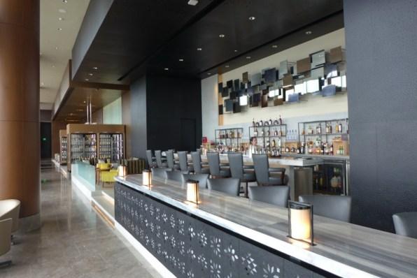 コンラッドホテル内「C Lounge」
