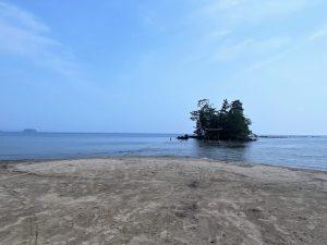 えんむすビーチ
