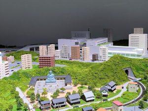 ジオラマ・鎌倉大仏