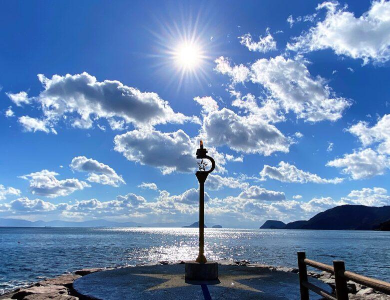 「星のビーチ~周防大島の観光地」のアイキャッチ画像