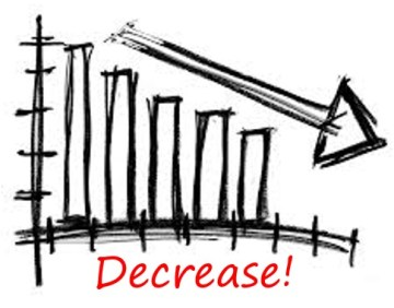 blog - decrease