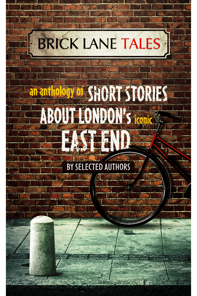 Book cover Brick Lane Tales
