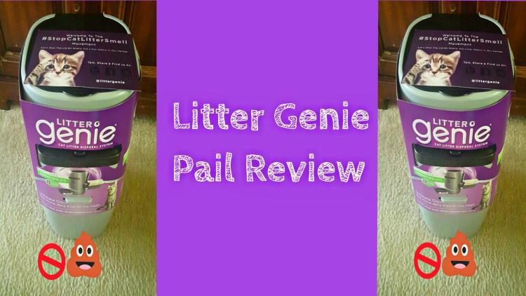 Litter Genie Pail Review