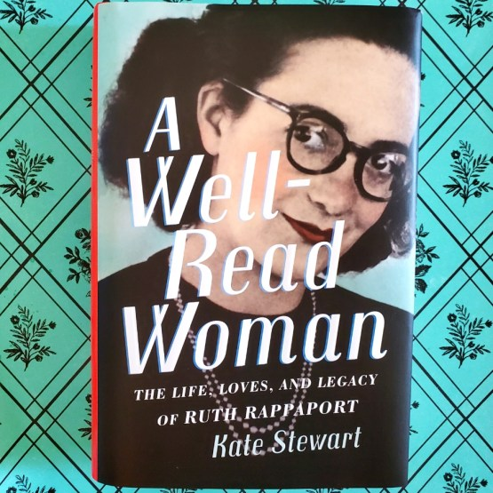 Book Review: A Well-Read Woman by Kate Stewart