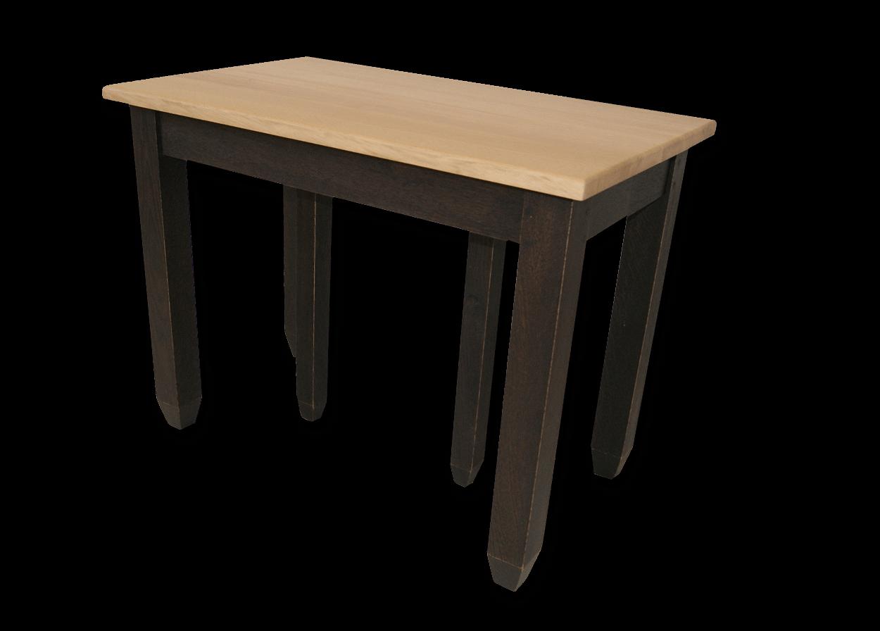 nos consoles tables extensibles en bois massif table console boheme chic extensible allonges bois de chene massif