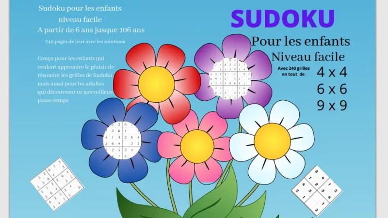 SUDOKU gratuit pour la semaine 28 – 2020