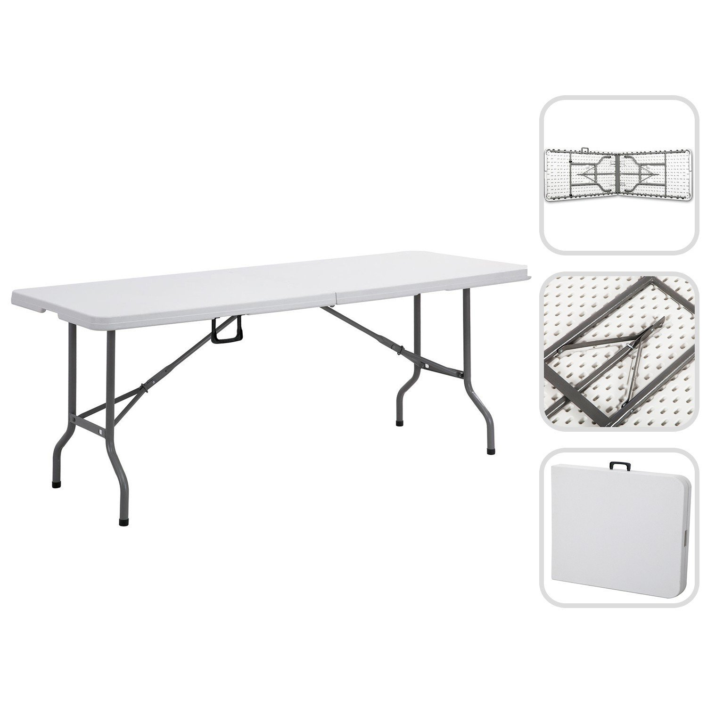 Grande Table De Jardin Pliante | Table De Jardin Pliante 4 Places Oviala
