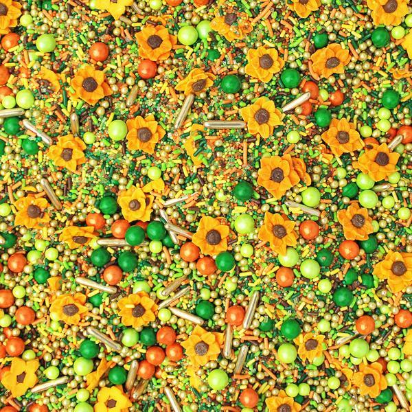 Sunflower Fields Sprinkle Mix