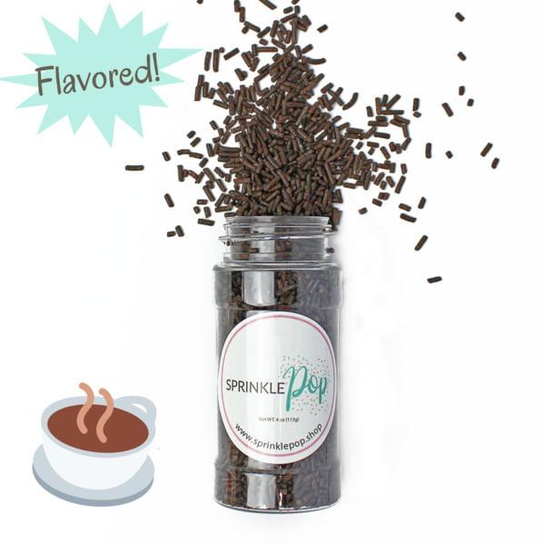 Mocha Latte Flavored Sprinkle