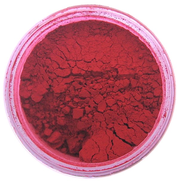christmas Red Color Dust