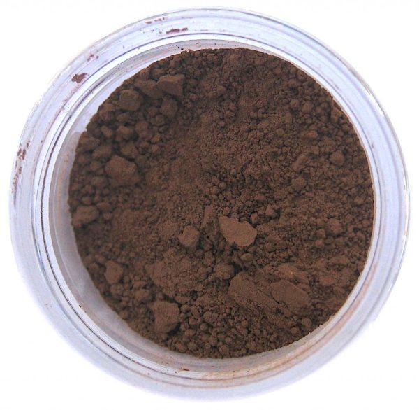 cocoa color dust