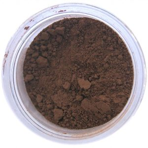 cocoa color dust