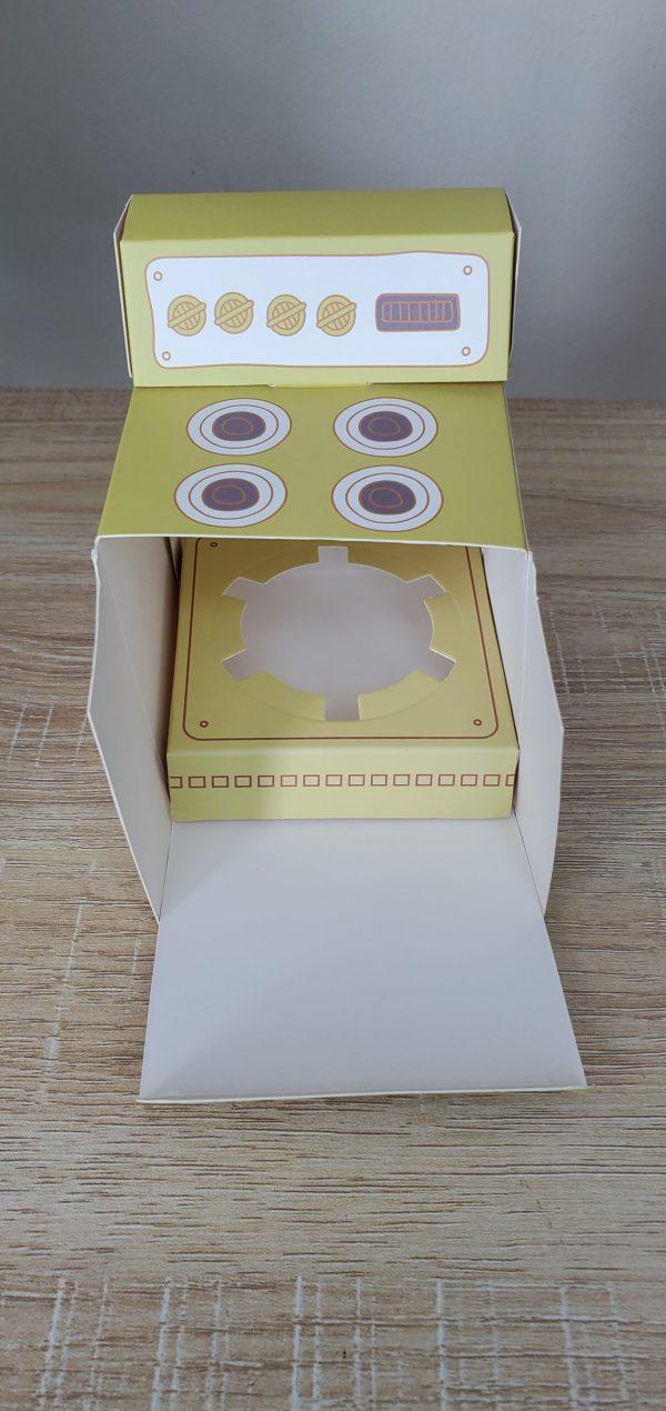 Green Stove box