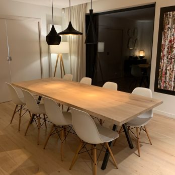 Tableàpart - meuble en chêne massif sur-mesure