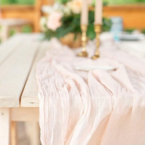 Table Runners - Cheesecloth