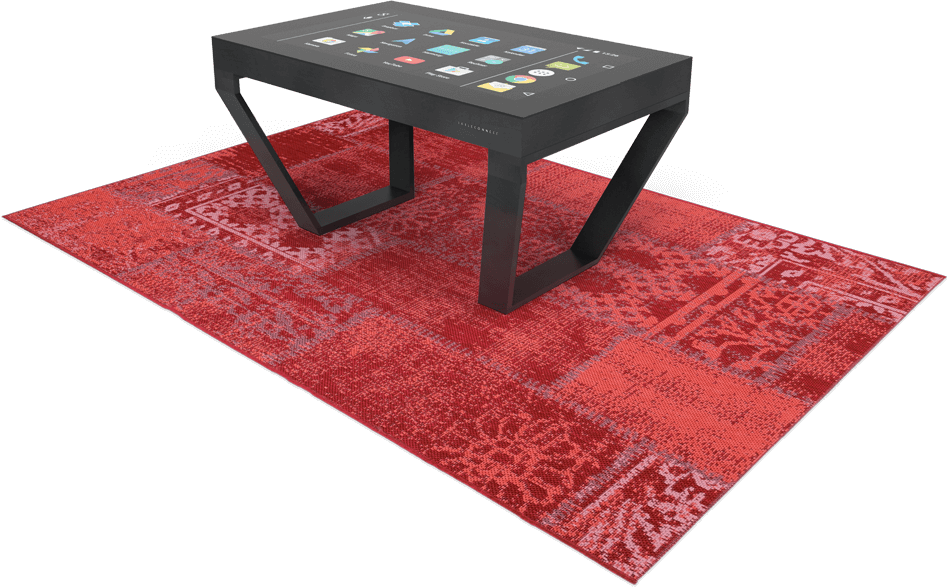 touch table 32 inch smart coffee table