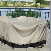 Patio Table Covers Rectangular Ideas | Table Covers Depot