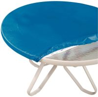 Round Fitted Vinyl Table Covers | Table Covers Depot